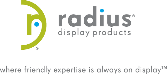 Radius Display Products, asi/49916
