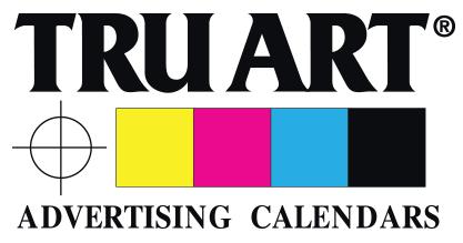 Tru Art Advertising Calendars